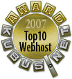 Top 10 Web Host